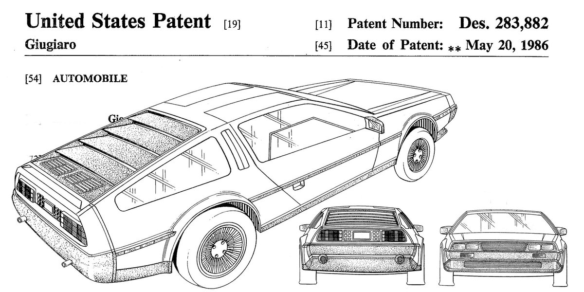 If you're going to design a time machine, why not do it with some style? #BTTF2015 #FutureDay https://t.co/mVTbq0RG8H