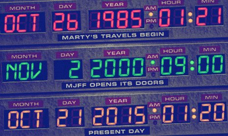 Happy #BackToTheFuture day! Help us create a future without #Parkinsons disease: https://t.co/slcrXBarrE https://t.co/30Fe7PugSG