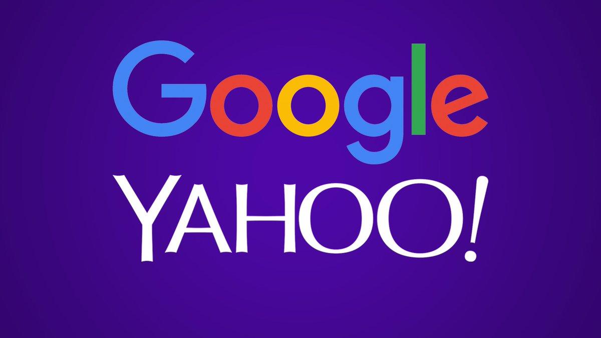 米Yahoo!が米Googleと提携。大ニュースだ。問題は司法省の許可が下りるかどうか。 https://t.co/io2d5gFMpC https://t.co/PILlex2pzI