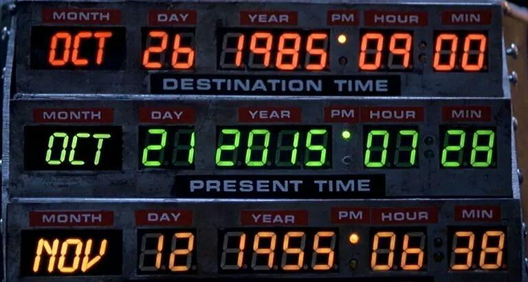 Welcome to the future #FutureDay #BackToTheFuture https://t.co/zlWkQATfwD
