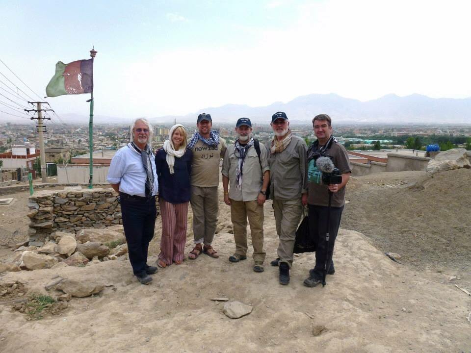 So proud that @PeterEgan6 was brave enough to come to Afghan to visit @Nowzad thank you Peter!! https://t.co/okIp9SyHCa