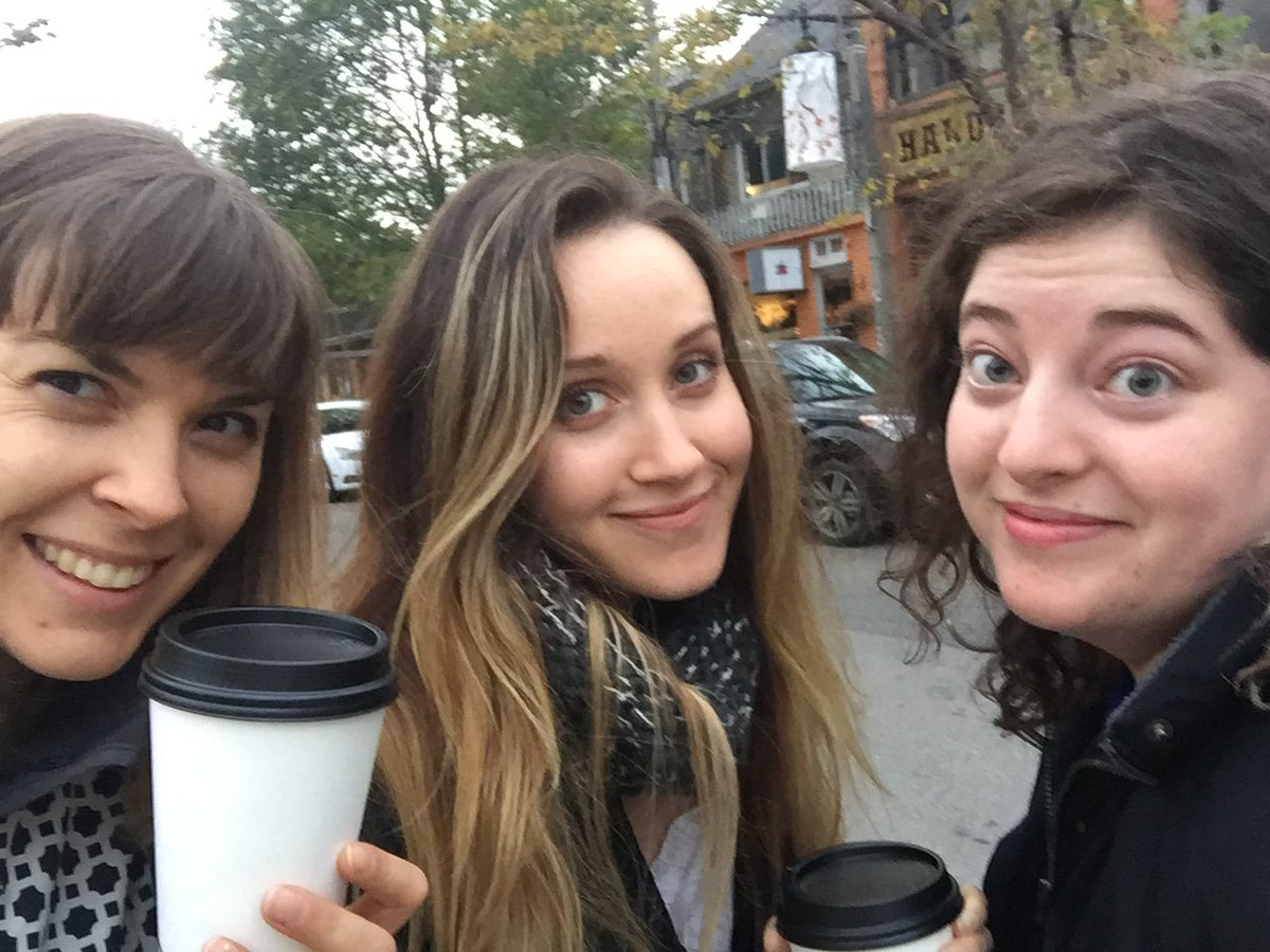 We got ☕️ from a nearby female-owned coffee shop instead of a shop that doesn't support women's safety #believewomen https://t.co/bM5lSg50Jj
