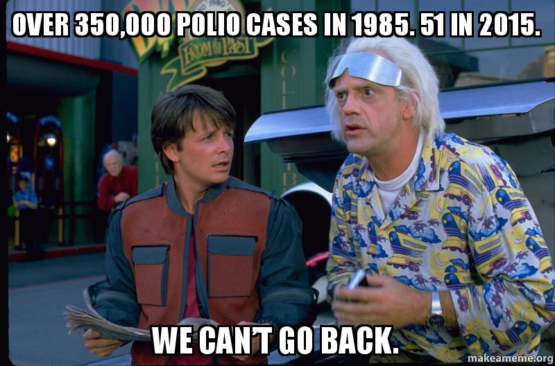 .@Rotary started the PolioPlus program in 1985. Help us #endpolio forever: https://t.co/s63A1t76cF #BackToTheFuture https://t.co/hQNR0URI4w