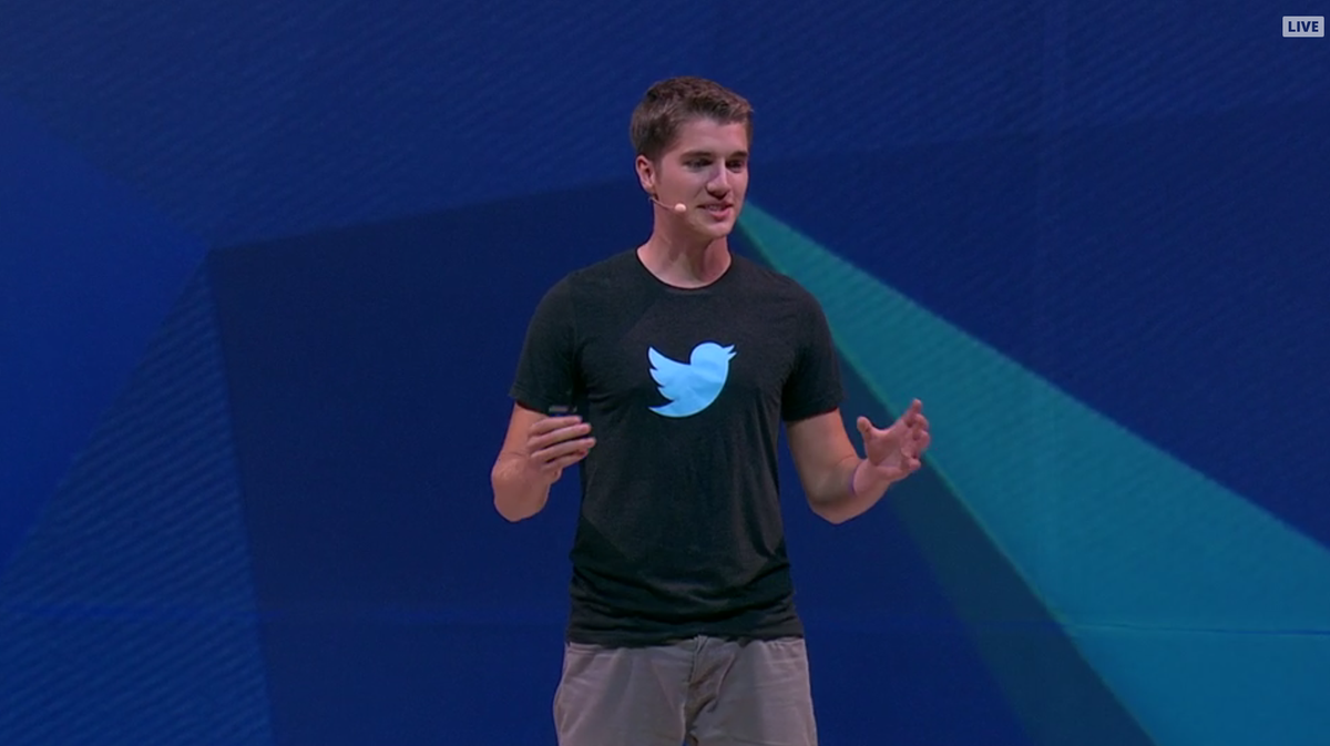 Wow! Congrats @KrauseFx on joining @twitter with @FastlaneTools - did not expect that!