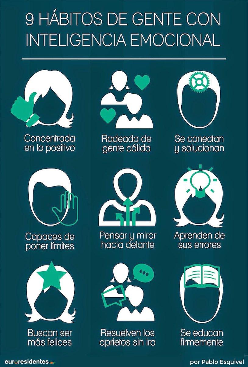 9 Hábitos de las personas con Inteligencia Emocional https://t.co/2Qlv0w58wz vía @euroresidentes https://t.co/f4mGFpcgdp