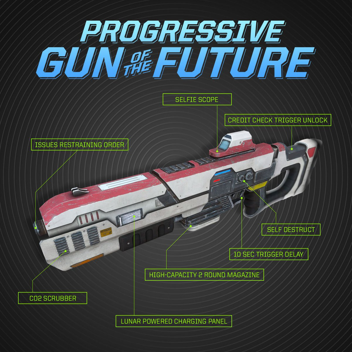 "Are you ready for the ""amazing"" gun of the future?...https://t.co/0ztkce2SNI #BackToFutureDay #BackTotheFuture #2A https://t.co/uEzoAAPMrI"