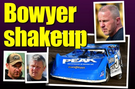 #DirtWire: @bowyerdirt taps Darrell Lanigan to replace Steve Francis in 2016: https://t.co/GHNoc3ooKy. https://t.co/eeAdvgFHdv