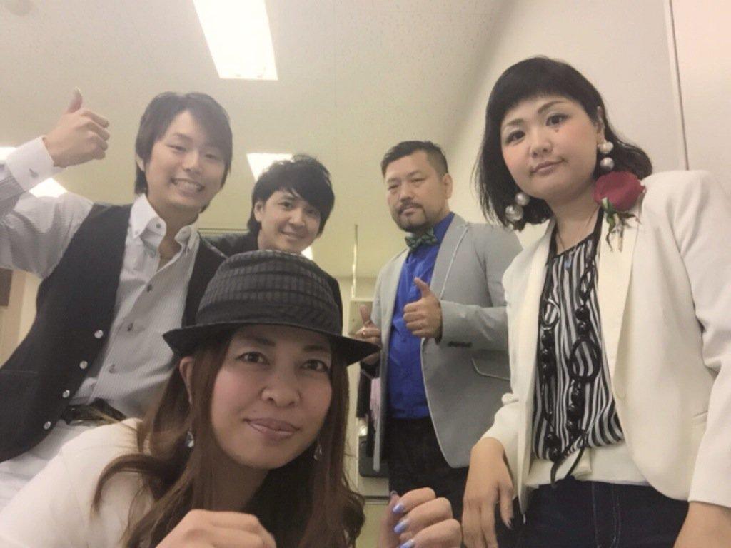 佐久平総合高校にて芸術鑑賞会でしたー! タカシとアキラくん、これまたなかなか楽しい組み合わせでした。 またみんなと会えたら嬉しいなぁ〜。 https://t.co/V523ddotbc
