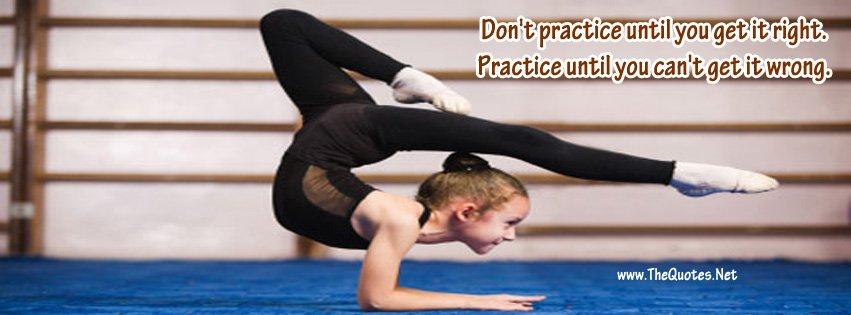 Don't practice until you get it right. Practice until you can't get it wrong. https://t.co/C3neJ4dNdW https://t.co/vgchvIYUCl #motivation