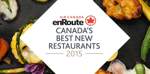Canada's Best New Restaurants 2015: the Top 10 list out! See it: https://t.co/5FNbvbKo7V And follow: #enRouteTop10 https://t.co/KsIW5hvvSF