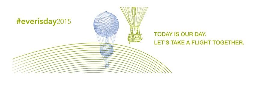 Hoy estamos de celebración. ¡Feliz #everisday2015! https://t.co/ICdSS8D8bE