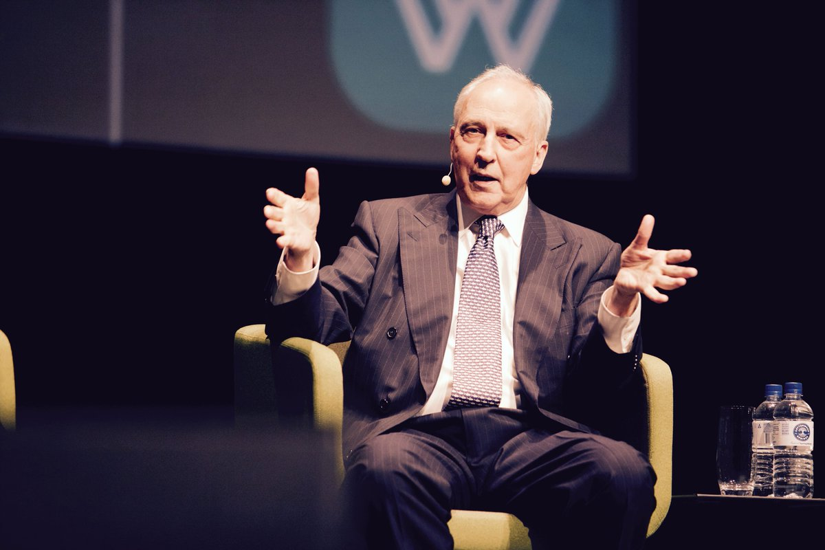 #Keating: ''The Redfern speech was about fessing up to the dispossession and our brutality in doing it.' #auspol https://t.co/BBwb20DtXk