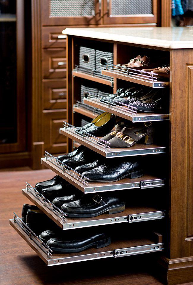 Хранение обуви идеи своими руками