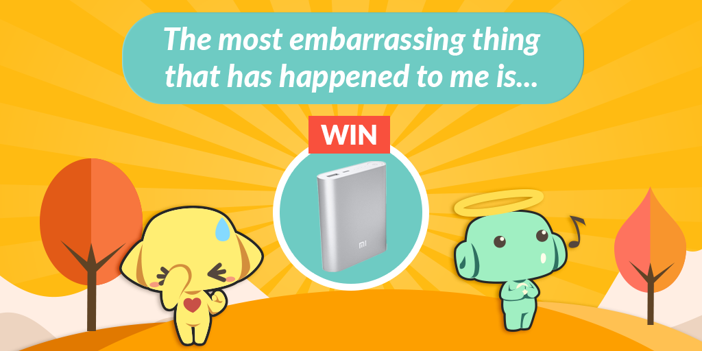 Reply us with #OctoberSplash and win 1 Xiaomi powerbank! Contest ends 29/10. T&Cs apply. https://t.co/yapflRyjln https://t.co/tl1VfidwtY