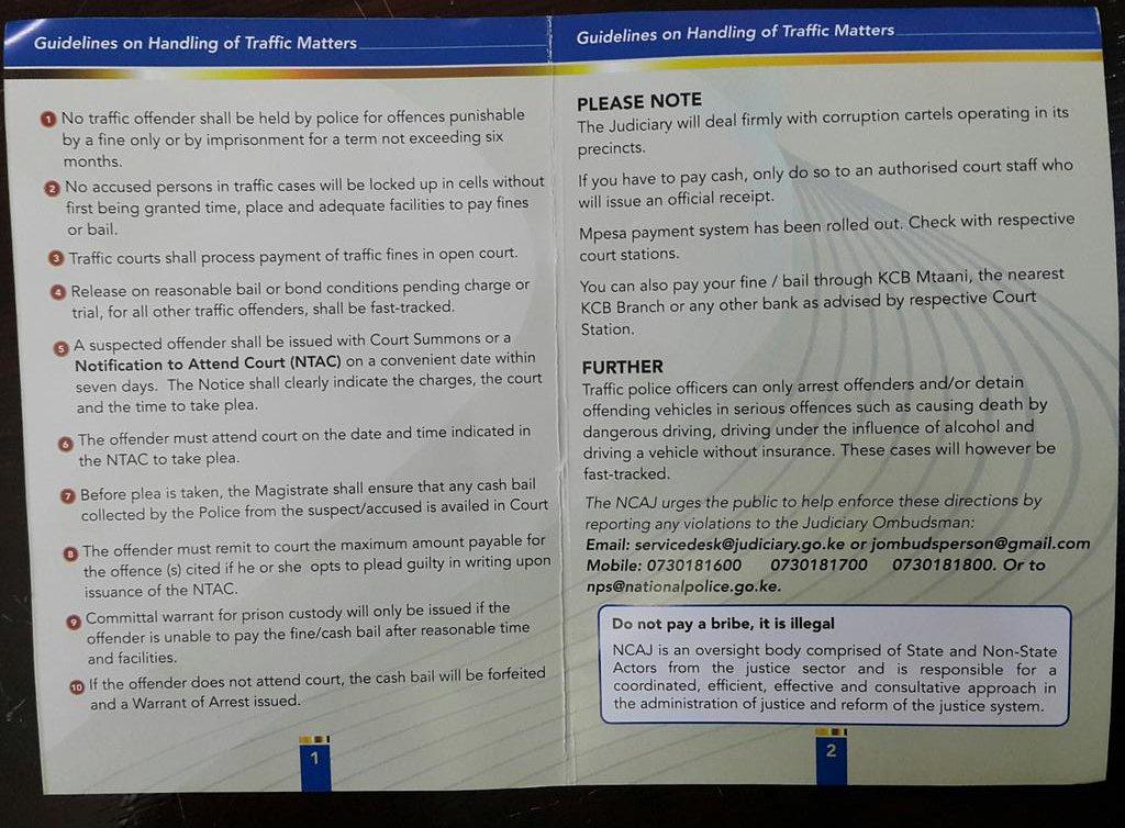 New traffic guidelines. Tell a friend to tell a friend. Retweet. https://t.co/AmfQRCn29Y