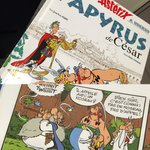 Image of asterix from Twitter