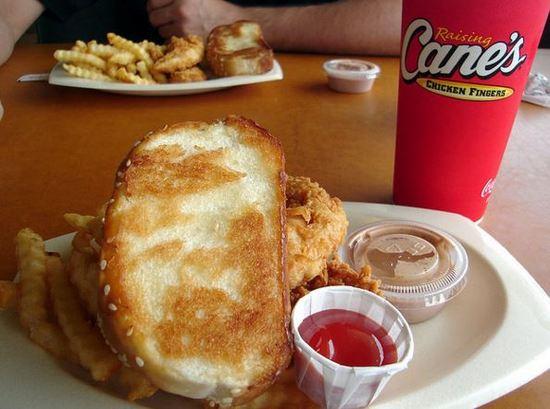 Raising Cane's Chicken Fingers Opening in Costa Mesa NEXT WEEK  https://t.co/TLwpDgVbT3 https://t.co/lcW9JWbV5T