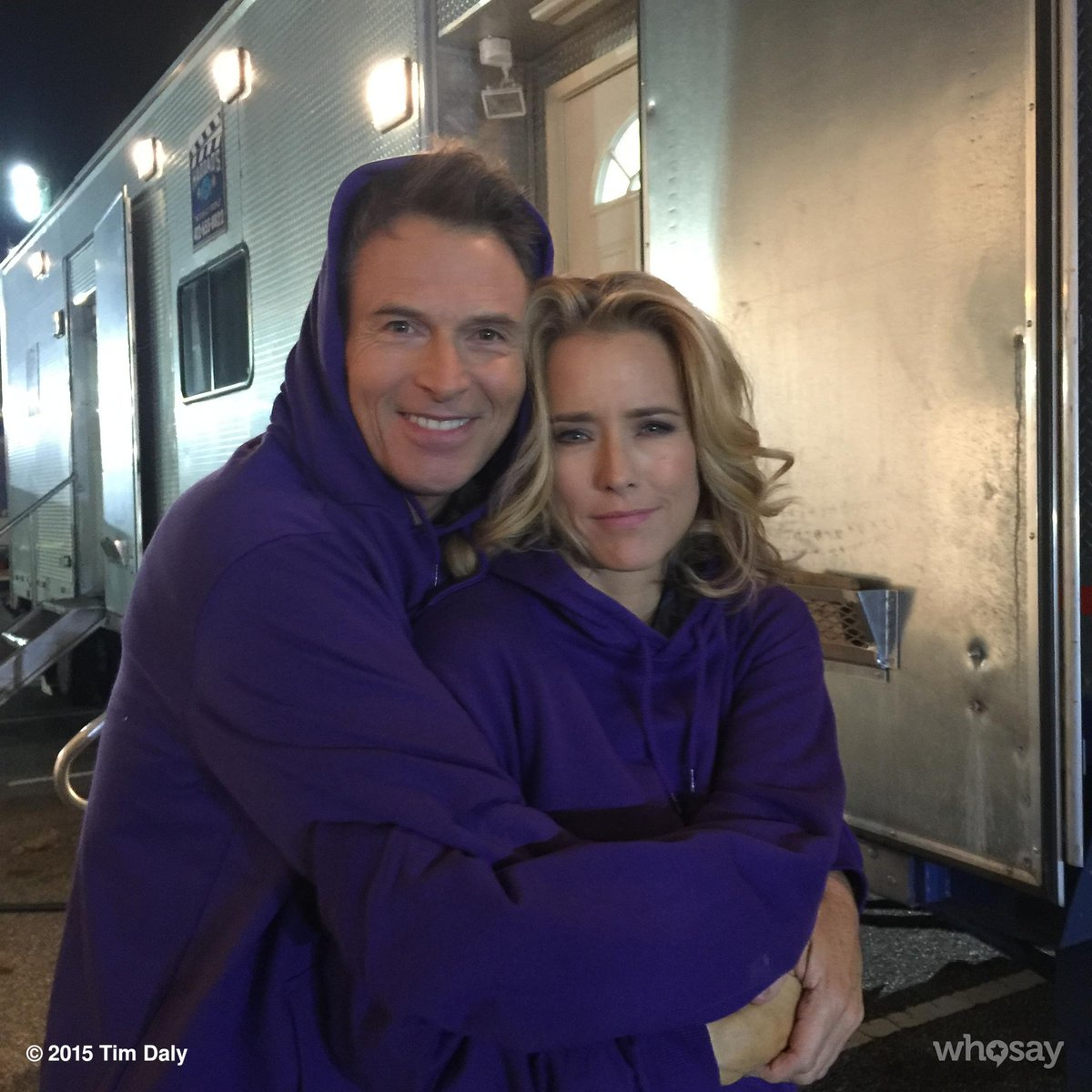HUMANS!!! #ThrowbackThursday to #SpiritDay last week with @TheTeaLeoni - let's support LGBT youth EVERY day! https://t.co/WKdfGjUsZC