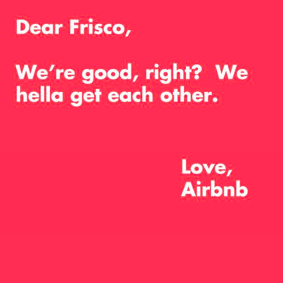 Airbnb apologizes for shitty #SFMuni ads and a meme is born @loudgayamerica https://t.co/6GwAtPdAiP https://t.co/FwG6Oj6m5r