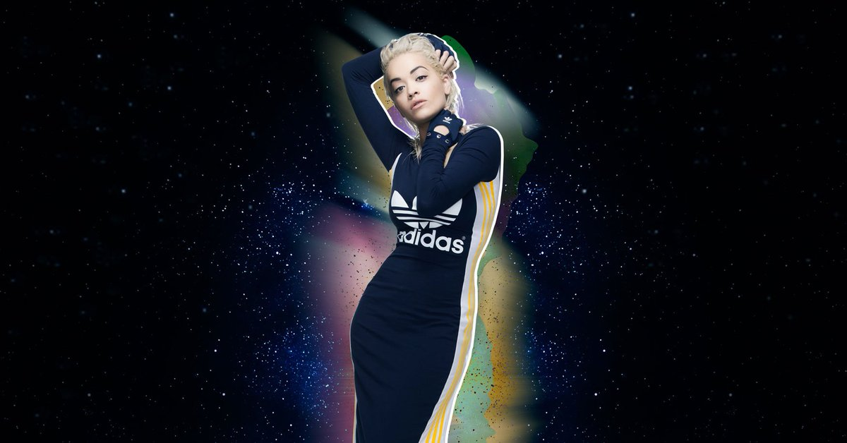 RT @TeenVogue: Rita Ora's New Collab for @Adidas Is Literally Out of This World: https://t.co/k5p9kLd1rg https://t.co/aMeYYlZofH