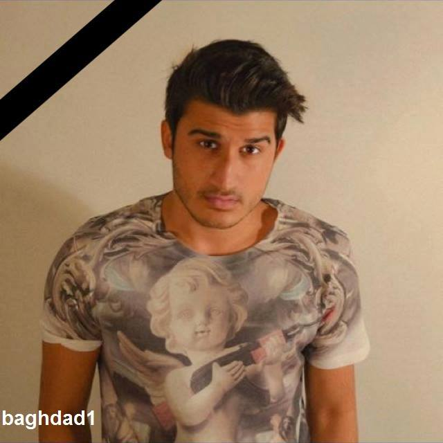 Detta är läraren som mördades i #Trollhättan. 20 år gammal Irakier. Nu vill jag minnas hans gärning. Inte mördarens. https://t.co/cjWQ7I6eCI