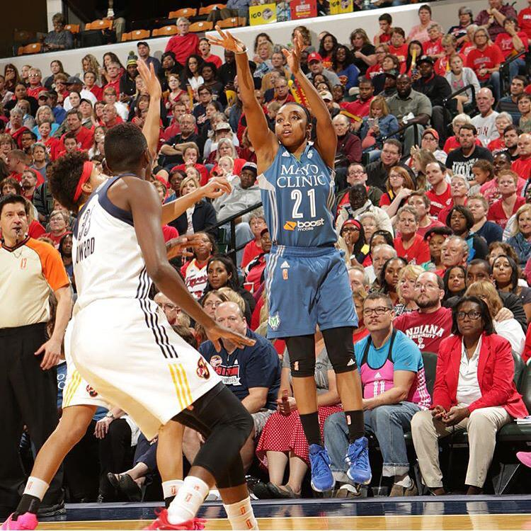 I didn't come this far Only to come this far... Game 4 at 8:30 on ESPN #WNBAFinals http://t.co/i5Kw9LeSpw