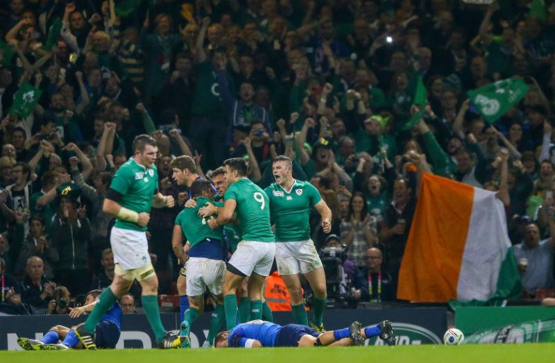 An heroic performance by players and supporters alike. #ShoulderToShoulder #RWC2015 #TheFields #OleOle Thank You! http://t.co/UzEycON9g0