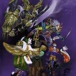 皆川亮二が描いた「ニンニンジャー」の敵・牙鬼軍団のイラスト公開 http://t.co/n4tOdTZWJg http://t.co/nyN6ADRwFd