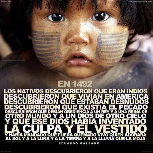 Recordemos en el #DíaDeLaRaza http://t.co/CGhzO7DQnH