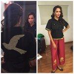 RT @shweta_malpani: @LakshmiManchu for her show Boom Boom in @studiorouka , styled by @shweta_malpani