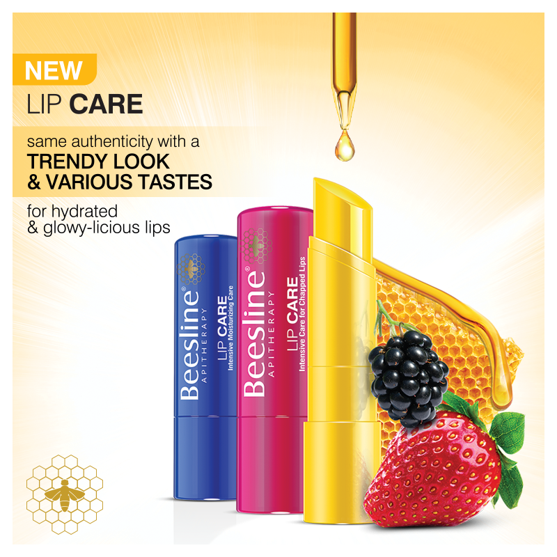 Introducing the new generation of Beesline's Lip Care. #Beesline http://t.co/wbTN4IioPt