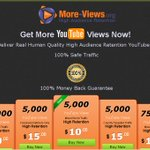 Get More Music Video Views via @getvideoviews https://t.co/1KydDvjyBL <VISIT https://t.co/xXKexgJeE0  .101