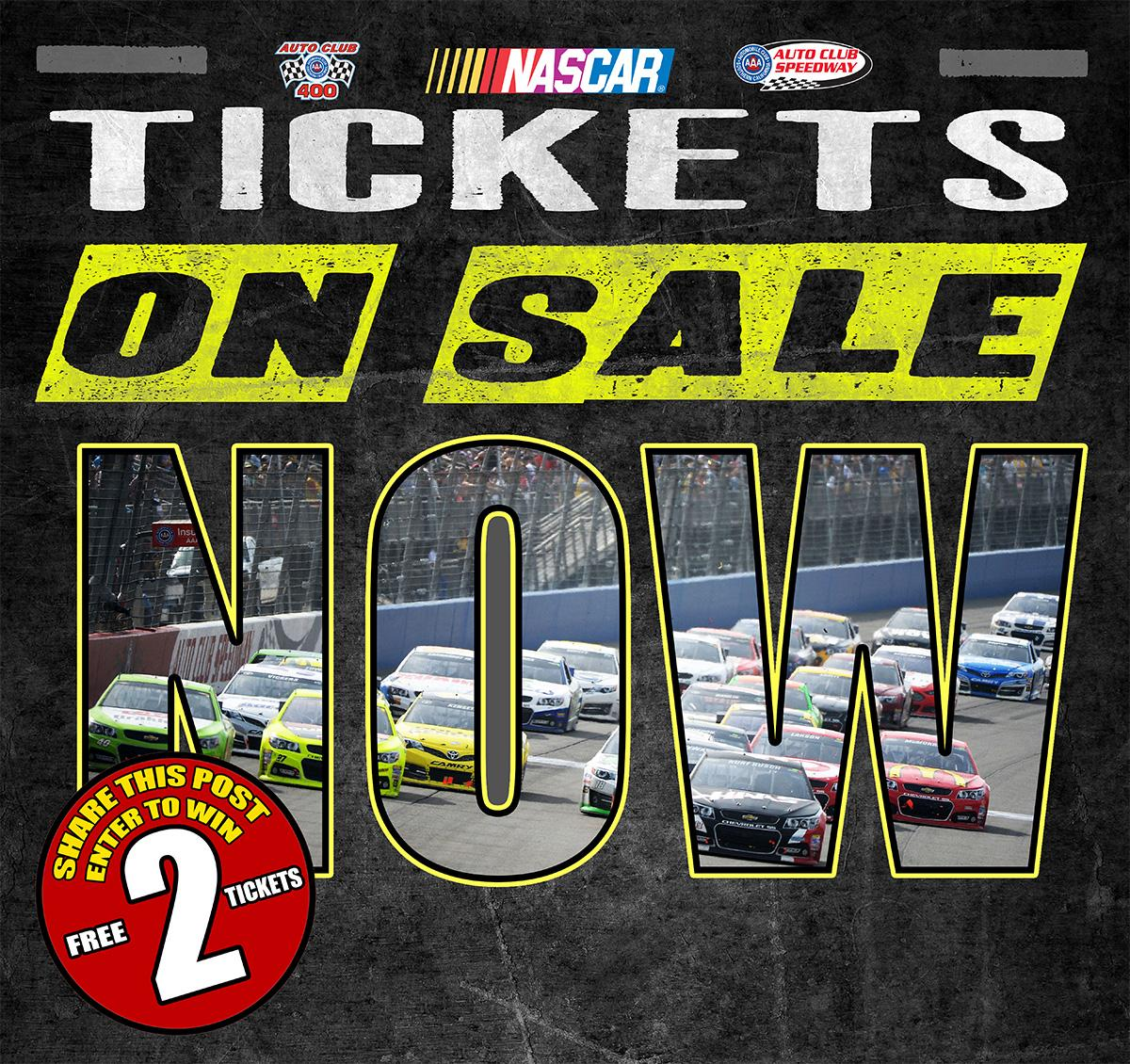 Retweet for a chance to WIN 2 FREE #NASCAR tickets at SoCal's @ACSupdates on 3/20/16 - http://t.co/8C9ZJzme7q http://t.co/Glzt5SzEr8