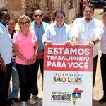 #MaisAsfalto Obras para a melhoria da infraestrutura chegam à Vila Nova República. http://t.co/wR7F6Xc6bP http://t.co/srSjLAyB9g