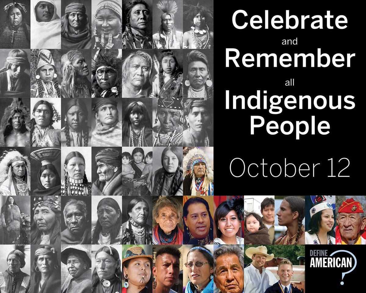 Native Americans made this their home long before the arrival of Christopher Columbus. #IndigenousPeoplesDay http://t.co/3olrL4Cw0o