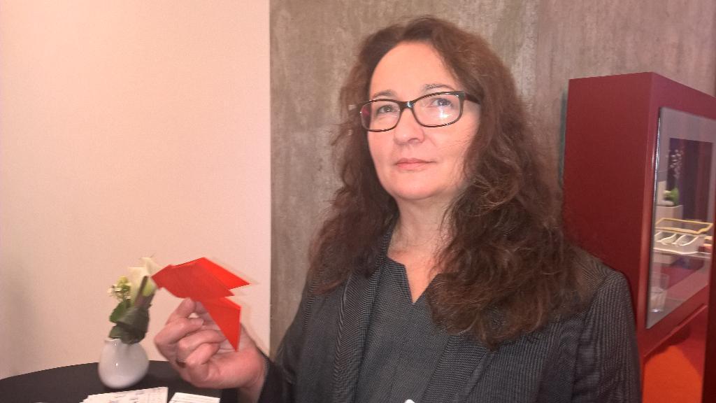 .@DorisEichmeier hat @gerrymcgovern als digitalen #Zugvogel #contentworld http://t.co/w3bmhMhLBO
