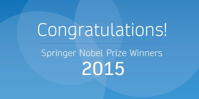 8 of 9 #Nobel laureates in #medicine, #physics, #chemistry & #economics are Springer authors: http://t.co/DOeCwCK7zS http://t.co/gemIg0W9RO