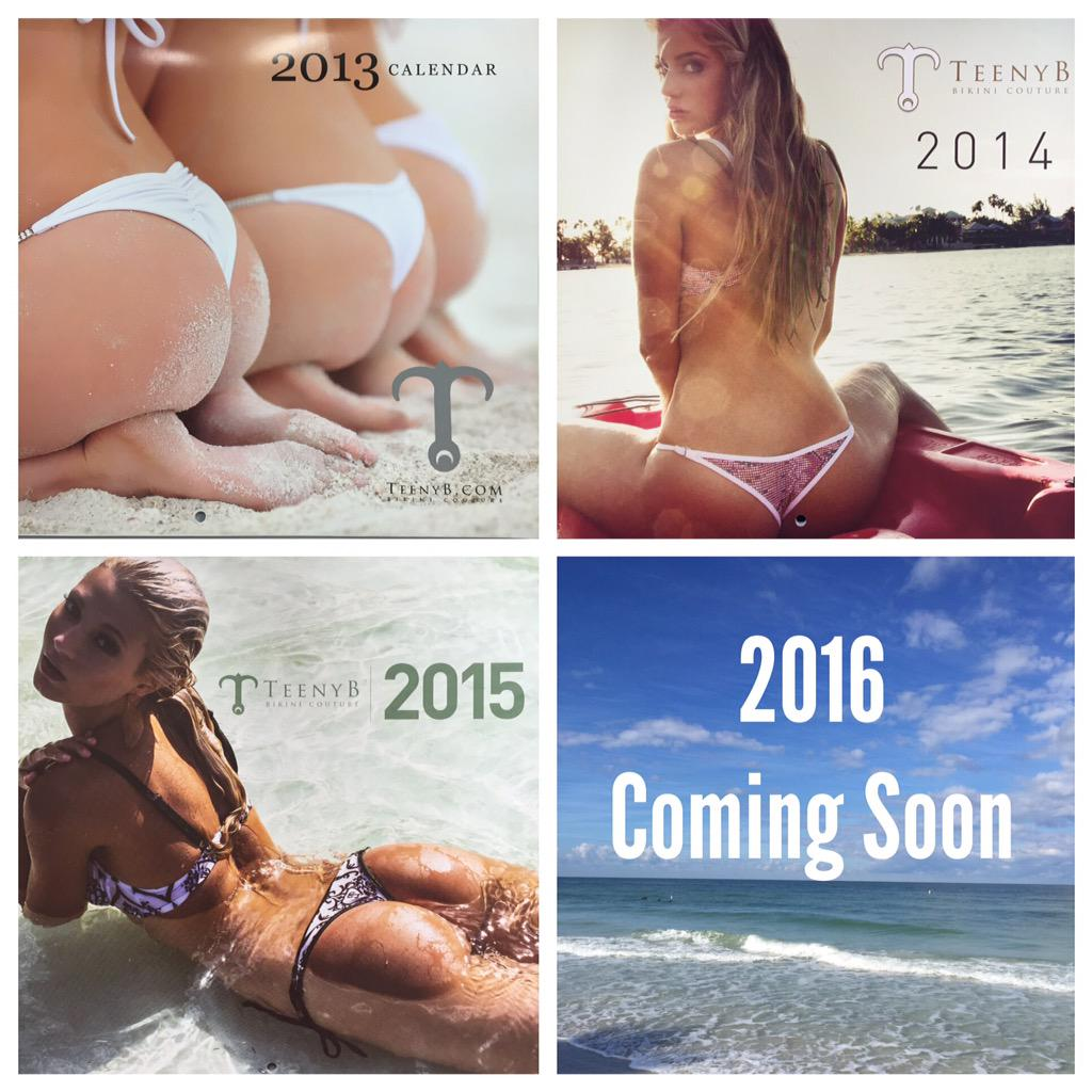 RT : working hard putting together our 2016 Calendar. We think it will be our best yet! #TeenyB