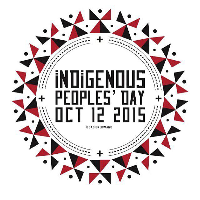 Happy Indigenous People's Day. #IndigenousPeoplesDay (via @bioneers) http://t.co/DFsdbCkRdo