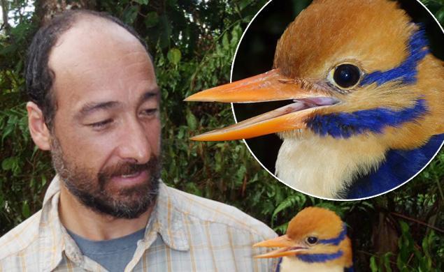 Vědci našli vzácného ptáka, udělali selfíčko a pak ho zabili