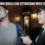 La rivincita di #MissItalia #AliceSabatini a #leiene http://t.co/jPKHZdLplG