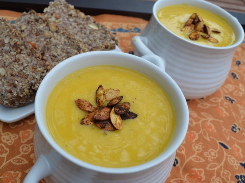 Vegan Creamy Curried Pumpkin Soup Recipes — Dishmaps