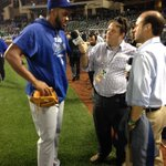 """#Dodgers closer Kenley Jansen """"Im ready for 6 (outs), were playing for our lives"""" http://t.co/wpaPYKNZO3"""