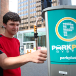 In Downtown Calgary, parking spaces are still in high demand http://t.co/x12XbqRYjm #yyc http://t.co/TVWu9hvN1l