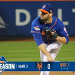 .@MattHarvey33 gets them in order in the 1st. This place is electric! #Mets #LGM http://t.co/vkjUzC4k0B