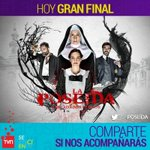 RT: si estás esperando el gran final de la mejor teleserie actual #LaPoseída #LaPoseídaGranFinal http://t.co/gXm2X0M0d6