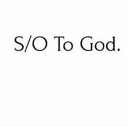 Thank U GOD for Everything!