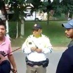 Video: Denuncian en redes a tránsito extorsionador http://t.co/Sg0I17t61U #Cárdenas http://t.co/pAurASIb5n