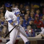 .@JorgeSoler68 is the 1st player in @MLB history to reach safely in his first nine #postseason plate appearances. http://t.co/vnxZw0iEtI