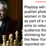 Playboy Says It Will No Longer Publish Nude Photos http://t.co/hDlBZPo39B http://t.co/kdcs0m6MAz